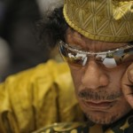 Gaddafi's Zenga Zenga hip-hop remix: He's sold the remix to a company that produces cell phone ringtones in Israel.