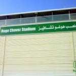 En manos opositoras stadium en honor a Hugo Chávez