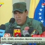 Zulia: Falleció Mayor General Moreno Acosta