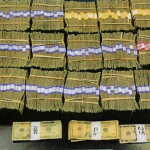 Bal Harbour to Caracas, Millions in drug money